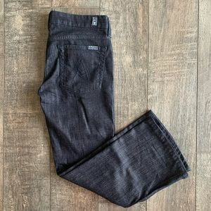 7 For All Mankind Lexie A-Pocket Jeans Petite